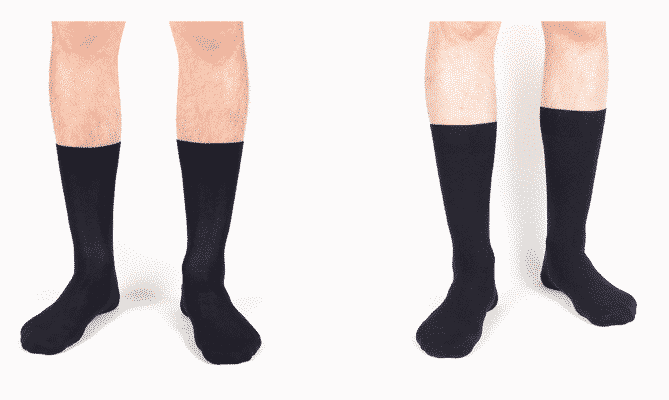 chaussettes costume homme
