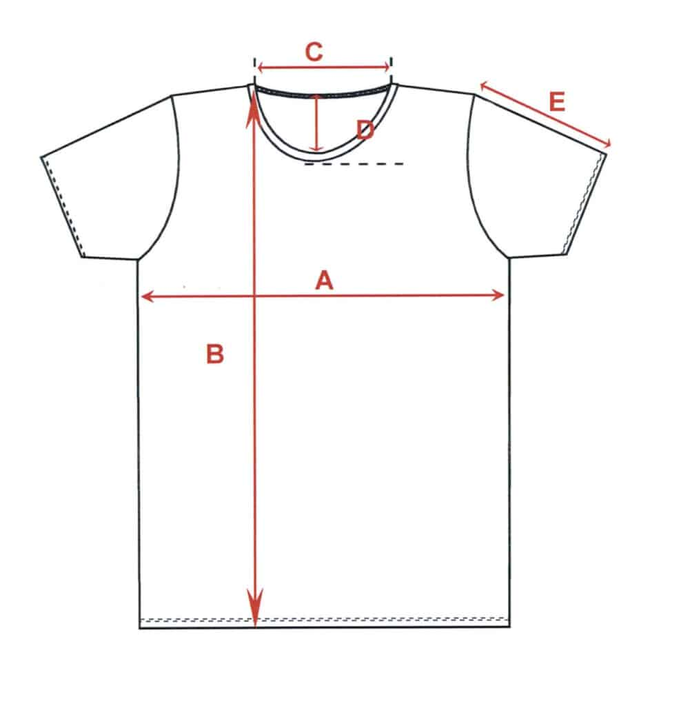 Taille T-shirts homme