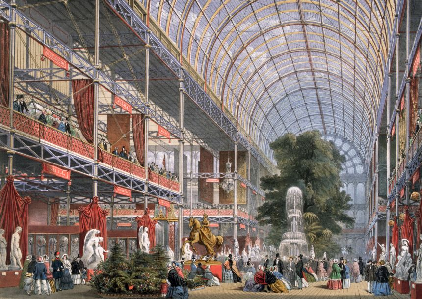 exposition universelle londres